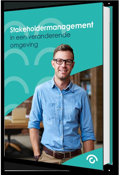 E-book: Stakeholdermanagement in een veranderende omgeving