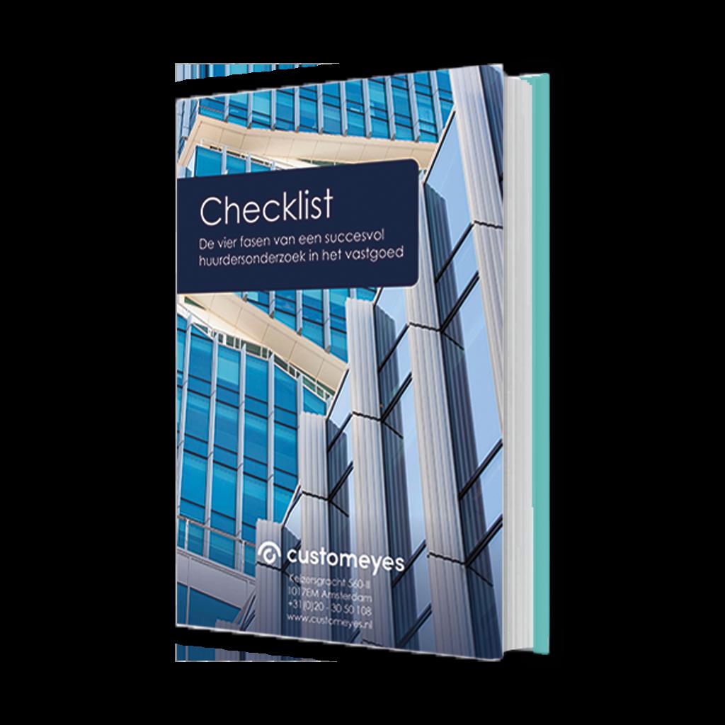 Checklist: huurdersonderzoek in het vastgoed